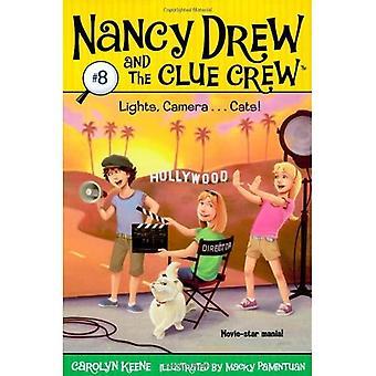Ljus, kamera... Katter! (Nancy Drew & ledtråd besättningen (kvalitet) (nytt frågor))