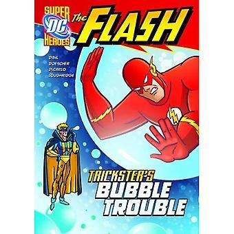 Der Blitz: Trickster Bubble Trouble (DC-Superhelden