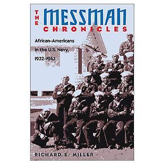 Messman Chronicles: Afro-américains dans l'u. S. Navy, 1932-1943