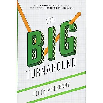 The Big Turnaround: How Bad Management Nearly Destroyed an Exceptional Company