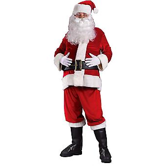 Gran Santa Claus traje adulto