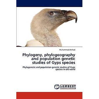 Phylogenie Phylogeographie und Bevölkerung genetische Studien abgeschottet Arten von & Muhammad Arshad