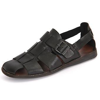 Camel Active Coast Black Rugged 4911201 universal summer men shoes