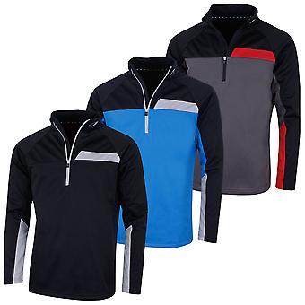 Benross Mens Pro Shell X Golf Sweater