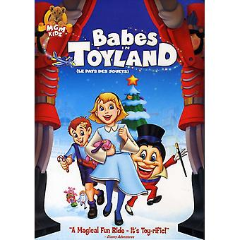 Babe in Toyland [DVD] USA import