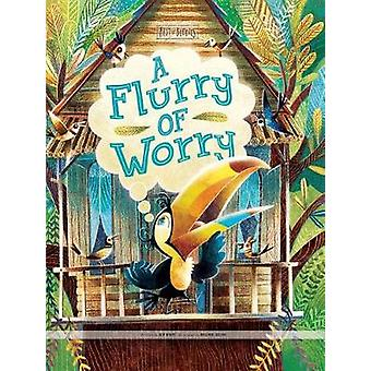 A Flurry of Worry by Jeff White - 9781470750312 Book