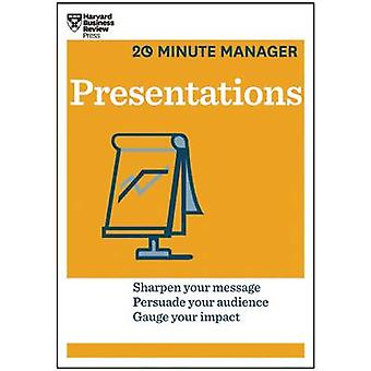 Presentations (20-minute Manager Series) by Harvard Business Review -