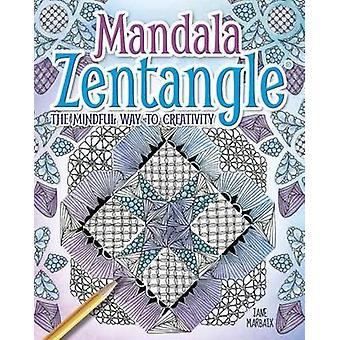 Mandala Zentangle by Jane Marbaix - 9781784046484 Book