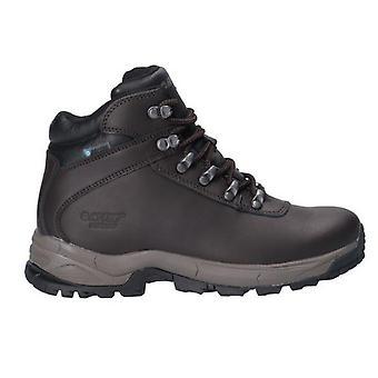 Hi-Tec Eurotrek Womens/Ladies Lite Waterproof Leather Walking Boots