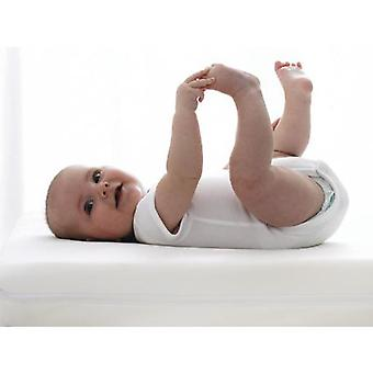 Klar steady bed | Vandtæt anti-allergifremkaldende åndbar skum barneseng madras (70x140x10cm)