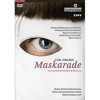 C. Nielsen - Carl Nielsen: Maskarade [DVD Video] [DVD] USA import