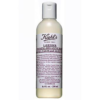 Lavender Bath Gel With Relaxing Bath Salts