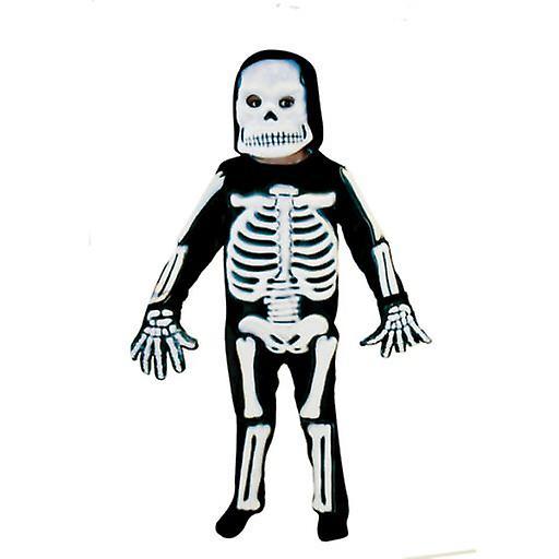 Amscan 3D costume Skeleto (Neonati e Bambini , Costumi)