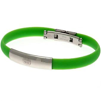 Celtic FC Colour Silicone Bracelet