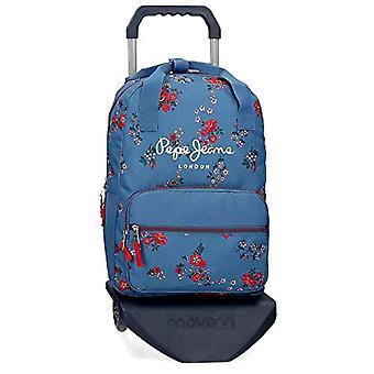 Pepe Jeans pam ryggsäck 40,6 centimeter 15,6 Multicolor (flerfärgad)
