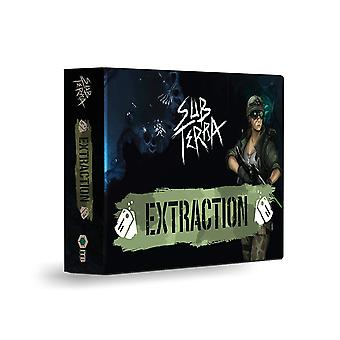 Extraction Sub Terra Expansion For Board Game