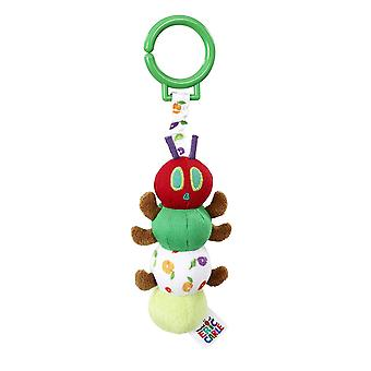 World of Eric Carle Tiny and Very Hungry Caterpillar Jiggle Toy