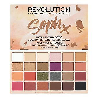 Make-up revolutie Soph oogschaduw palet