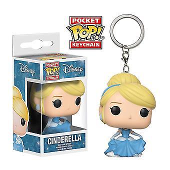 Cinderella Cinderella Pocket Pop! Keychain