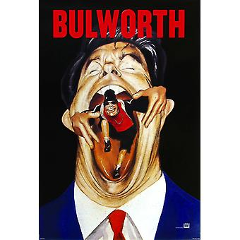 Bulworth (Style A) (Double Sided) (1998) Original Cinema Poster