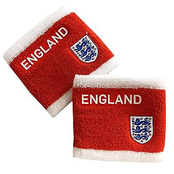 England FA Wristbands (Set Of 2)