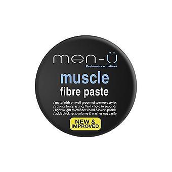 Männer-u Männer-U Muskel Faser einfügen