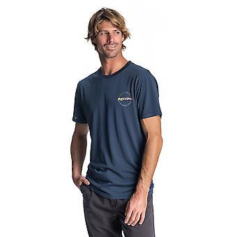 Rip Curl Scorcher VPC Short Sleeve T-Shirt in Navy