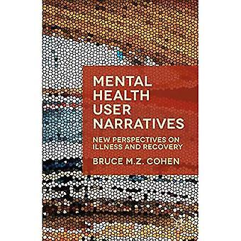 Mental Health User Narratives