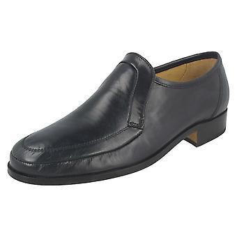 Miesten Thomas tylsä muodollista lipsahdus kengät Baxter