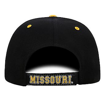Missouri Tigers NCAA TOW Triple Threat Adjustable Hat