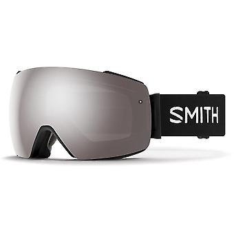 Smith I/O Mag Black - 95T - Sun Platinum Mirror