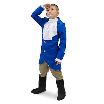 George Washington Children's Costume, 7-9