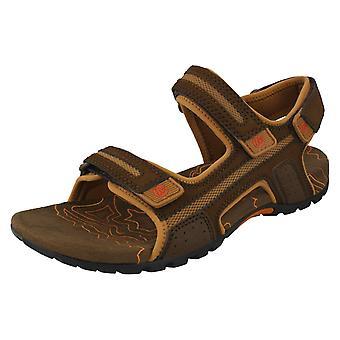Miesten Merrell Sandspur tammi rento sandaalit