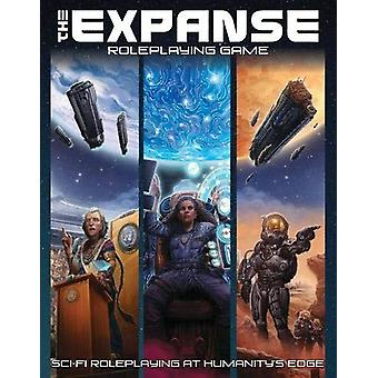 The Expanse Roleplaying Game Hardcover Book