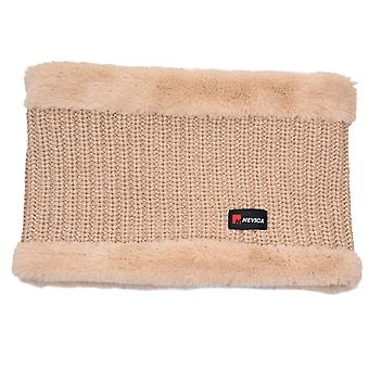 Nevica Womens Knitted Fleece Skuff Neckwarmer Winter Protection