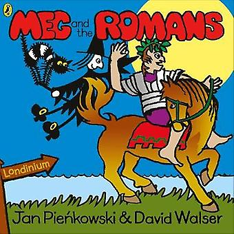 Meg and the Romans by Puffin
