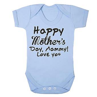 Felice madri giorno ti amo babygrow