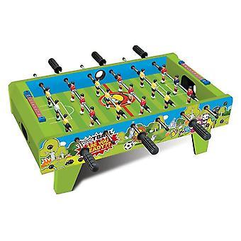 Fotball tabell 69 cm, Green Edition, 2 til 4 personer for hjem eller kontor