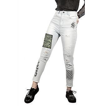 Disturbia Scrawl Jeans