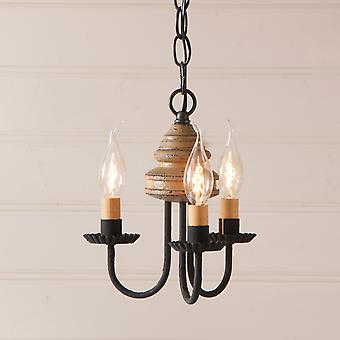Bellview Chandelier in Pearwood