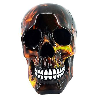 Nemesis Now Inferno Skull 19cm Figurine