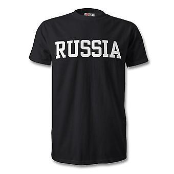 روسيا بلد تي شيرت