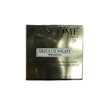 Lancome Absolue Premium Bx Night Cream 2.6oz/75ml New With Box