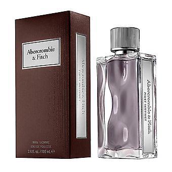 Men's Perfume First Instinct Abercrombie & Fitch EDT/50 ml