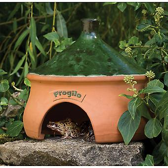 Frogilo Frog And Toad Home