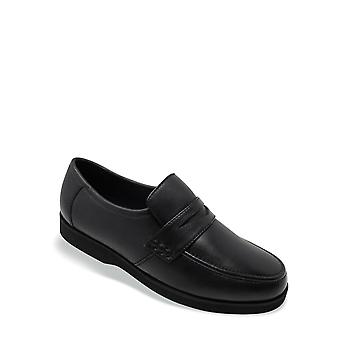 Scarpa Moccasin in pelle maschile Chums Mens