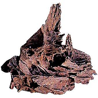 ICA runko Driftwood Saco 50 kpl pieniä (kala, sisustus, kiviä & Caves)