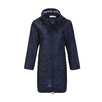 Adidas Studio Parka Print Z55452 universal all year women jackets