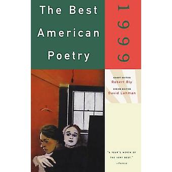 The Best American Poetry by Bly & Robert