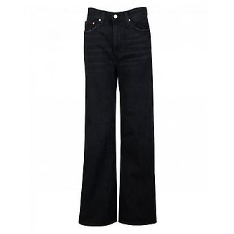 Levi's Red Tab Ribcage Wide Leg Jeans